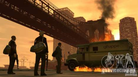 Загрузочные картинки в Стиле GTA IV для GTA San Andreas пятый скриншот