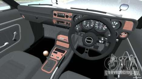 Nissan Skyline 2000 GT-R для GTA 4 вид справа