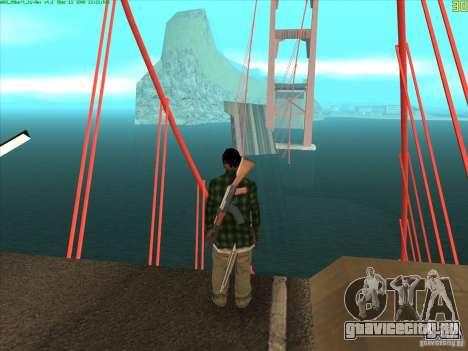 Такомский Мост (Tacoma Narrows Bridge) для GTA San Andreas