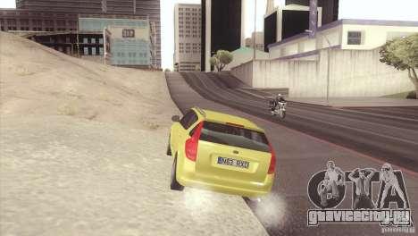 Kia Ceed для GTA San Andreas вид слева