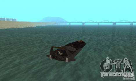 Human Viper для GTA San Andreas