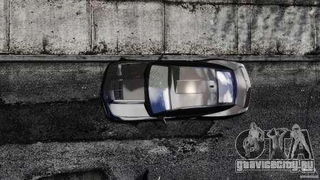 Chevrolet Camaro ZL1 для GTA 4 вид справа