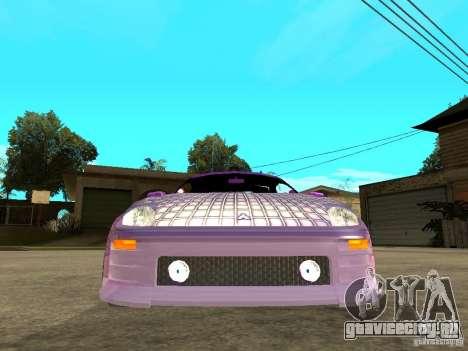 Mitsubishi Spider для GTA San Andreas вид справа