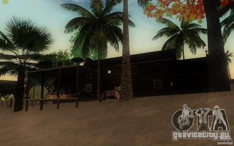 New Country Villa для GTA San Andreas третий скриншот