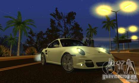 Color Correction для GTA San Andreas седьмой скриншот