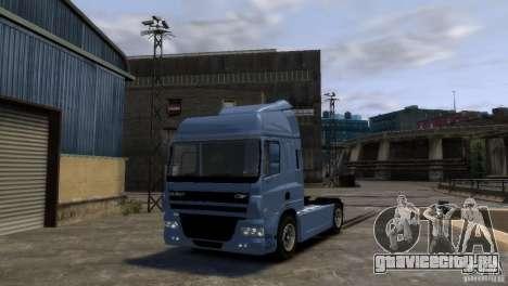 DAF CF для GTA 4