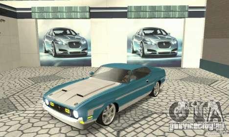 Ford Mustang Mach 1 1971 для GTA San Andreas