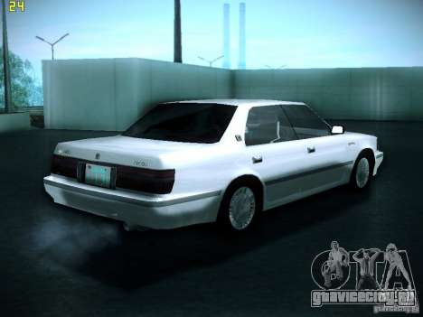 Toyota Crown для GTA San Andreas вид слева