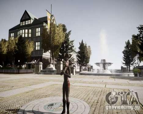 Catwoman v2.0 для GTA 4 восьмой скриншот