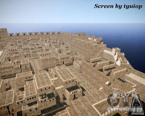 Ancient Arabian Civilizations v1.0 для GTA 4 шестой скриншот