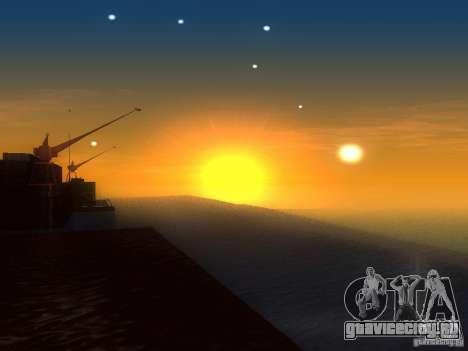 HQ Вода для GTA San Andreas четвёртый скриншот