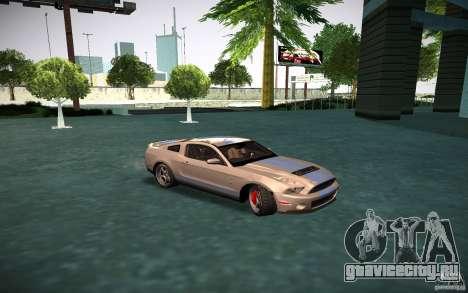 ENB Black Edition для GTA San Andreas десятый скриншот