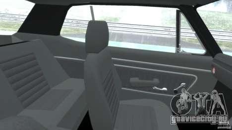 Nissan Skyline 2000 GT-R для GTA 4 вид сзади