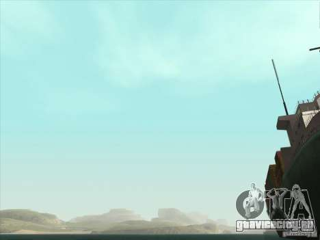 Реалистичный Timecyc для GTA San Andreas восьмой скриншот