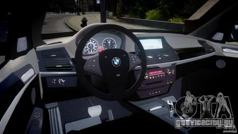 BMW X5 Experience Version 2009 Wheels 223M для GTA 4 вид справа