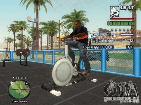 Футболка THE MIZ для GTA San Andreas шестой скриншот