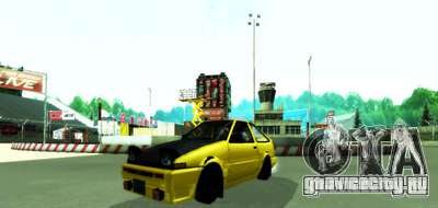 Miytomi для GTA San Andreas второй скриншот