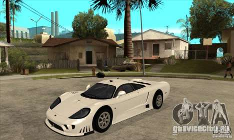 Saleen S7 Twin Turbo для GTA San Andreas