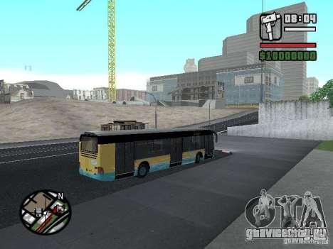 CitySolo 12 для GTA San Andreas вид справа