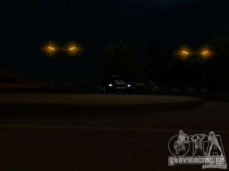 ENBSeries by AlexKlim для GTA San Andreas третий скриншот