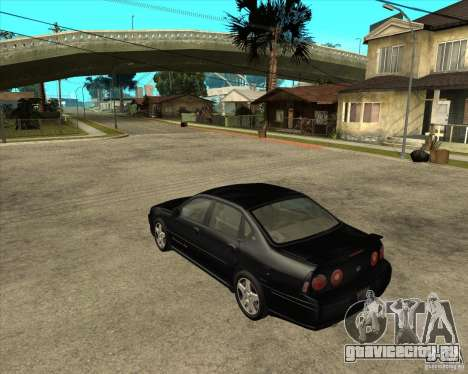2003 Chevrolet Impala SS для GTA San Andreas вид слева