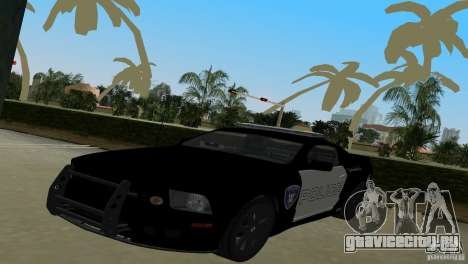 Saleen S281 Barricade 2007 для GTA Vice City