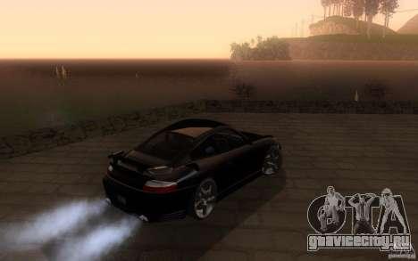 Ruf R-Turbo для GTA San Andreas вид справа