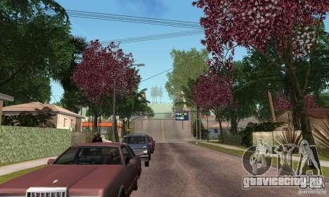 Green Piece v1.0 для GTA San Andreas четвёртый скриншот
