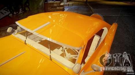 Buick Custom Copperhead 1950 для GTA 4 салон