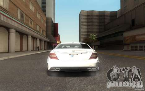 ENB Series by muSHa v1.0 для GTA San Andreas пятый скриншот
