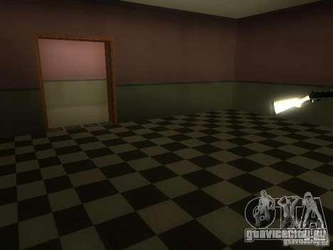 Вход в полицейскую зону в Сан Фиеро для GTA San Andreas девятый скриншот
