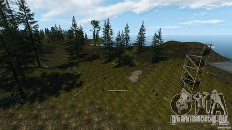 The Loggers Point для GTA 4 четвёртый скриншот