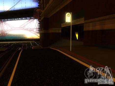 Вход в полицейскую зону в Сан Фиеро для GTA San Andreas