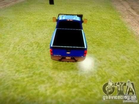 Chevrolet Silverado OFFRoad для GTA San Andreas