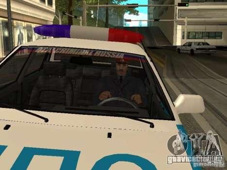 Милиция СССР для GTA San Andreas второй скриншот