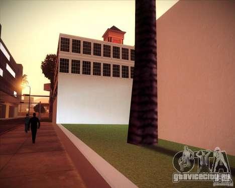 All Saints Hospital для GTA San Andreas четвёртый скриншот