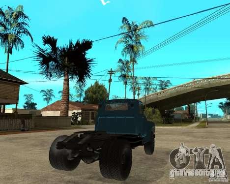 ЗиЛ 130B1 для GTA San Andreas вид сзади слева