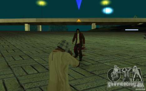 Mutant для GTA San Andreas третий скриншот