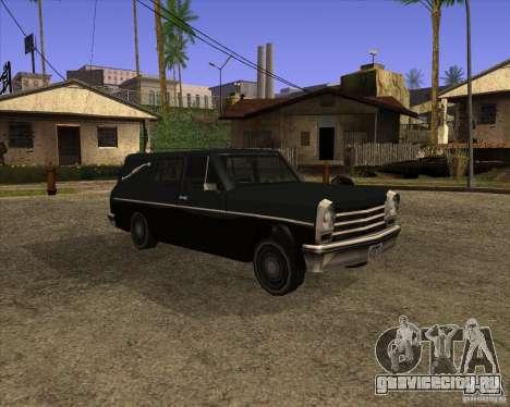 Coffin San Andreas Stories для GTA San Andreas