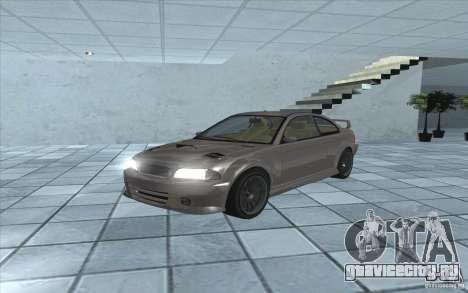 Sentinel из GTA 4 для GTA San Andreas