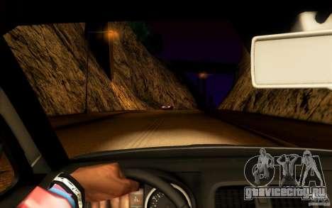 Skoda Octavia Scout для GTA San Andreas вид сзади