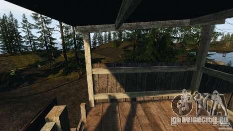 The Loggers Point для GTA 4 восьмой скриншот