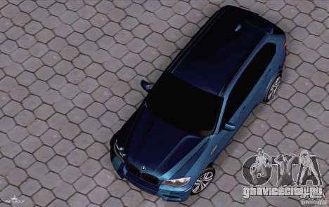 BMW X5M 2013 v1.0 для GTA San Andreas вид справа
