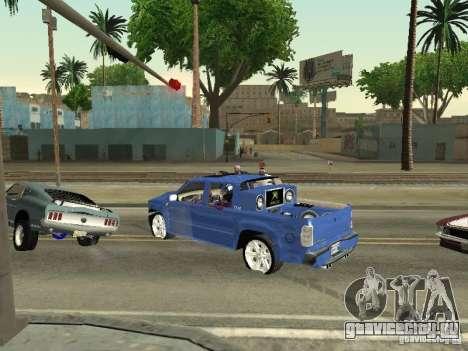 Ballas 4 Life для GTA San Andreas третий скриншот