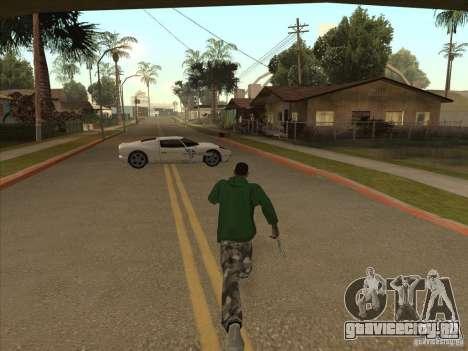 CLEO скрипт: Super Car для GTA San Andreas четвёртый скриншот