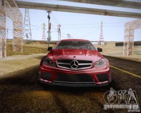 Improved Vehicle Lights Mod для GTA San Andreas пятый скриншот