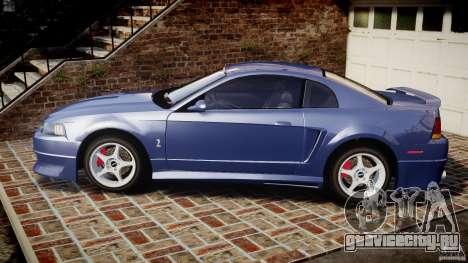 Ford Mustang SVT Cobra v1.0 для GTA 4 вид слева