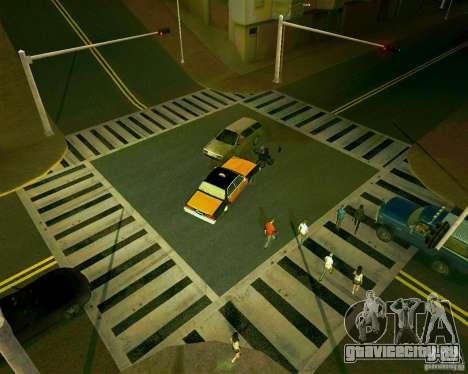 GTA 4 Roads для GTA San Andreas третий скриншот