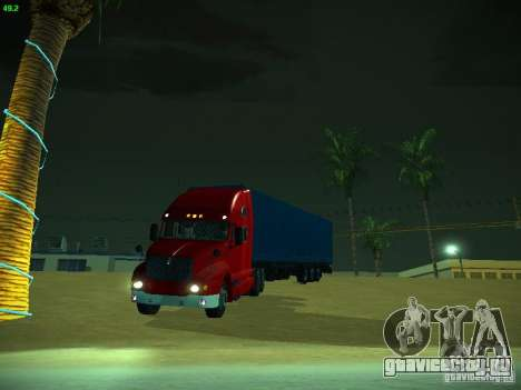 ENBSeries v1.0 By ГАЗелист для GTA San Andreas десятый скриншот