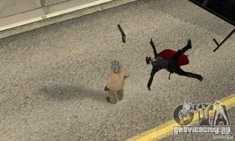 GTA IV Blood для GTA San Andreas третий скриншот